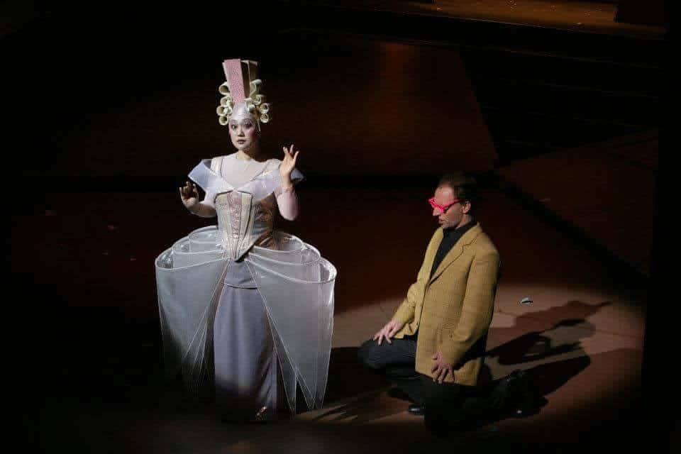 "Olympia - ""Tales of Hoffmann"" Offenbach"